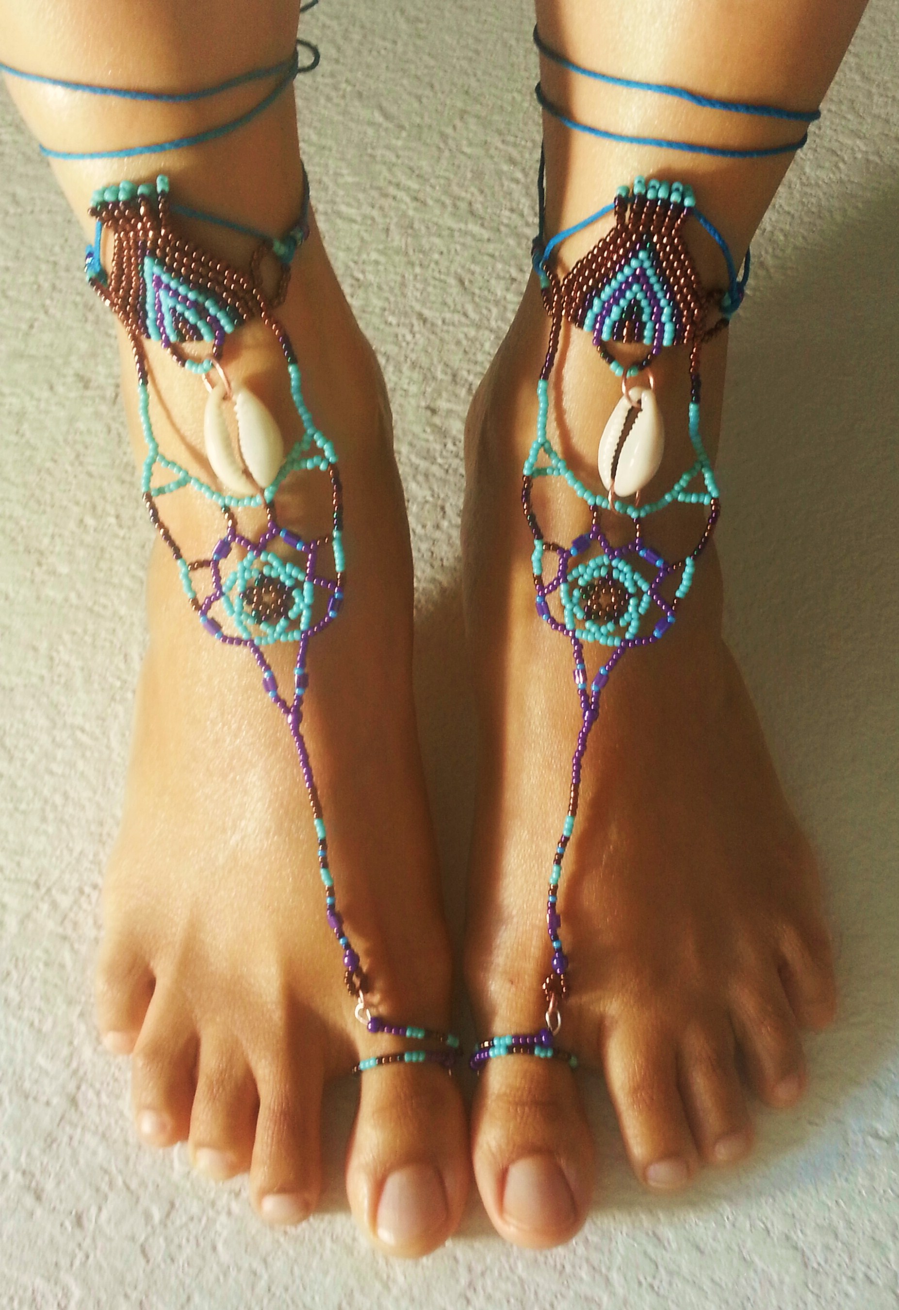 Purple-Princess-Barefoot-sandals-1