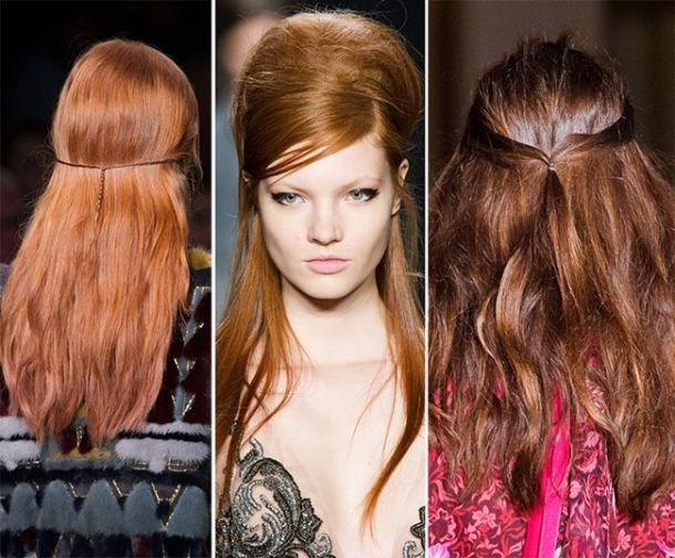 Penteados de 2016 da moda